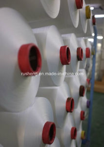 Polyester Yarn Nsy (Non-Sizing Yarn) pictures & photos