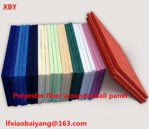 Sound-Absorb Panel Wall Panel Acoustic Panel Ceiling Panel Decoration Panel pictures & photos