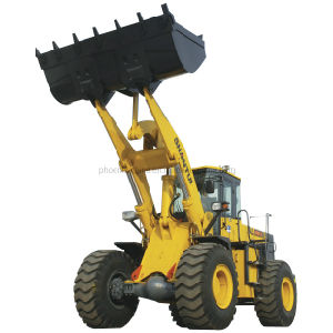 Shantui Wheel Loader SL50W 5tons Lowest Price pictures & photos