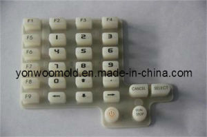 Yonwoo Silicone Keypad pictures & photos