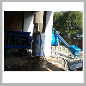 Cellular Lightweight Concrete Roof machine