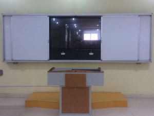 Push-Pull Blackboard with Factory Price pictures & photos