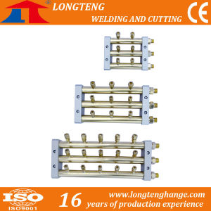 5 Outlet Gas Distributor for CNC Cutting Machine pictures & photos