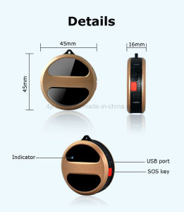 Mini Portable GPS Tracker with Real Time Tracking (T8S) pictures & photos