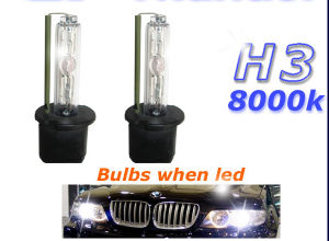12V/24V 35W/50W H3 HID Xenon Bulb Super Bright for Car Headlight pictures & photos