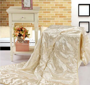 Anti-Bacteria Moisture Resistance Mulberry Silk Duvet pictures & photos