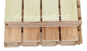 Decor Melamine Faced Plywood pictures & photos