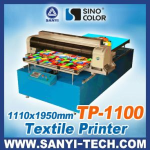 Sinocolor Tp-1100 Direct to Garment Printer, for Fabric Printing pictures & photos