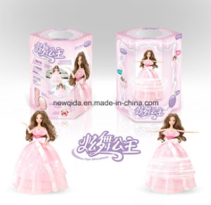 Intelligent Fashion RC Girl Toy Dolls with Early Childhood Education Function