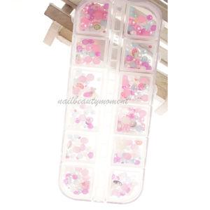 Manicure Art Nail Beauty Pearl Decoration Kit (D81) pictures & photos