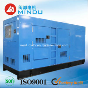 Cummins Prime Power Silent 500kVA Diesel Generator