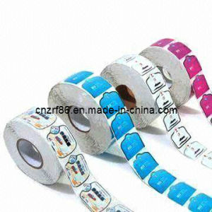 Professional Offset Printing Adhesive Labels pictures & photos