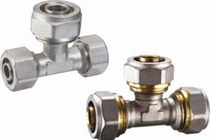 Brass Pipe Sanitary Pex Fittings (328037) pictures & photos