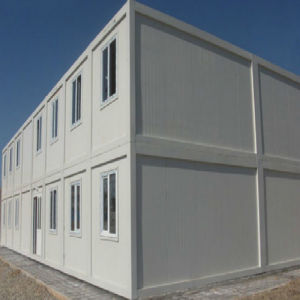 Containerized Modular Building for Temporary Office and Camp pictures & photos