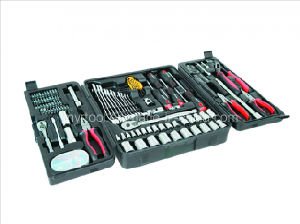 Hot Selling-147PCS Professional Home Tool Kit (FY1147B) pictures & photos