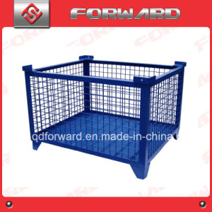 Wire Busket/ Wire Mesh Box/ Storage Cage pictures & photos