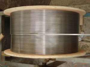 Stainless Steel Capillary Coil/Coiled Tubes (tubings, Pipes) pictures & photos