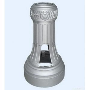 Sand Casting Aluminum Pillar pictures & photos