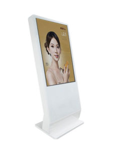 LCD Display Floor Standing 42 Inch Touch Screen Kiosk pictures & photos
