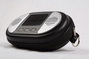Mobile Solar Portable Speaker
