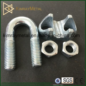 DIN741 Wire Rope Clip with Groove pictures & photos