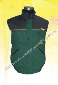 Multi-Pocket Warmer Workwear, Thermal Garment, Body Warmer Vest (EM906)