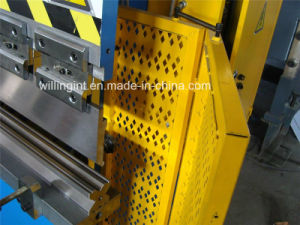 Powerful Hydraulic Steel Metal Plate Bending Machine pictures & photos