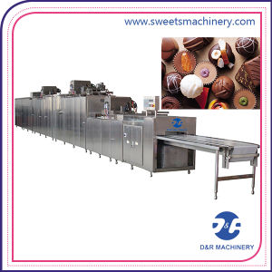Chocolate Bar Depositing Machine Chocolate Moulding Making Machines for Sale pictures & photos