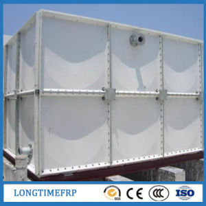 Insulated FRP/ GRP Fiberglass Industrial Modular Water Tank pictures & photos