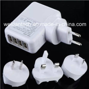 4ports USB Portable AC Power Adapter pictures & photos