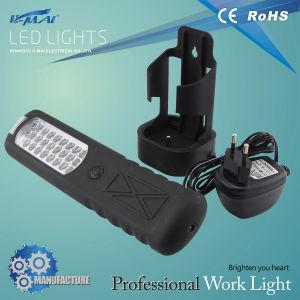 CE RoHS 24+3 Rechargeable Work Light/ LED Work Light (HL-LA0203)