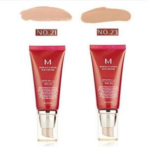 Bb Cream Makeup Missha SPF42 50ml Perfect Cover Bb Cream Oil-Control Whitening pictures & photos