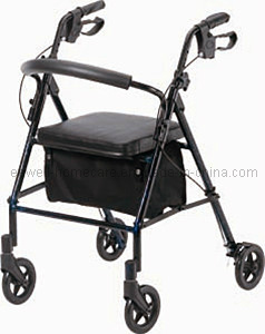 Economic Durable Steel Rollator (2420)