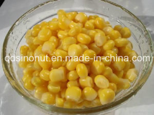 Canned Sweet Corn Kernels with High Quality, Good Taste (HACCP, ISO, KOSHER, HALAL, FDA, BRC) pictures & photos
