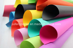 Best Quality Pure Wood Pulp Dyed Color Paper A4 pictures & photos