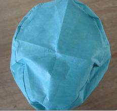Disposable Non-Woven Operating Cap for Hospital pictures & photos