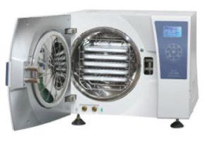 Tabletop Medical Vacuum Steam Autoclave Machine (CLASS B-TMQ-CV-2547 23L AUTOMATIC DOOR) pictures & photos