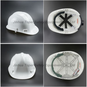 Safety Product Heavy-Duty HDPE Safety Helmet Safety Hard Hat (SH502) pictures & photos