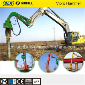 Hydraulic Vibrator Hammer for Construction Foundation pictures & photos
