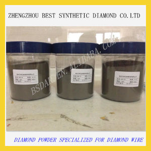 High Cost Performance Diamond Micron Powder Specialized for Diamond Wire