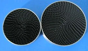 Honeycomb Metal Catalytic Substrate Metal Honeycomb Converter pictures & photos