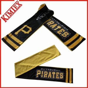 100% Polyester Printed Promotion Customized Scarf pictures & photos