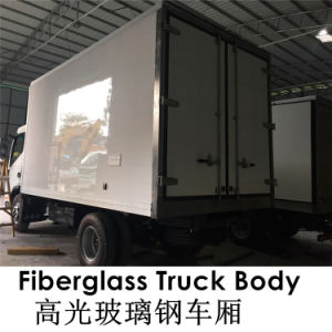 FRP PP Honeycomb Sandwich Panel for Dry Cargo Body pictures & photos