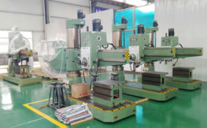 Mechanical Radial Drilling Machine Zq3050 pictures & photos
