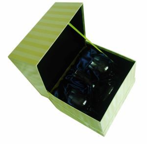 Jewelry Gift Box with a Tie and Insert pictures & photos