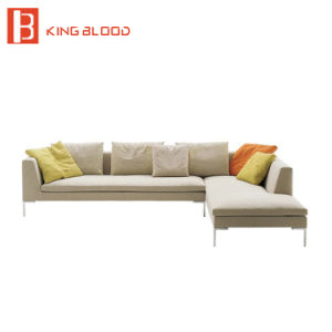 Beige Color Comfortable Country Sofa pictures & photos