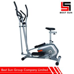 Cross Bike Trainer with Seat, Home Fitness Gym pictures & photos
