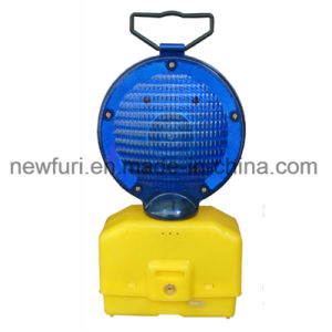 Security Cheap Price Yellow Blinker Traffic Barricade Light pictures & photos