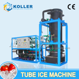 Tube Ice Machine with PLC Automatic Control Making Edible Tube Ice 20tons/Day (TV200) pictures & photos
