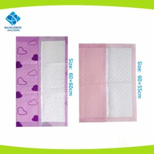 FDA Ce Absorbent Disposable Baby Diaper Nappy Changing Bed Pad pictures & photos